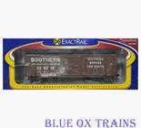EXACTRAIL 90307-4 Southern 5277 BOXCAR SOU 528332 HO Scale
