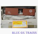 Accurail 5806 HO Missouri Pacific 50' Plug Door Box Car MP 252346 Kit