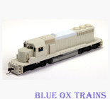 Broadway Limited 2720 Paragon2 Undecorated SD40-2 Locomotive DCC & Sound HO Scale
