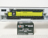KATO HO Chicago North Western SD-45 CNW SD45 #37-1741