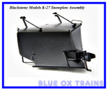 Blackstone Models HOn3 K-27 Snowplow Assembly Kit B370101