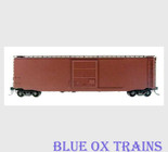 KADEE 6000 K61 50' PS-1 UNDECORATED BOXCAR RED 9' HO Scale