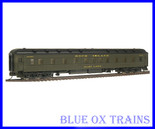 Walthers HO Scale Rock Island Pullman Heavy Weight Car Glen Lawn 6-3 RI 932-10415