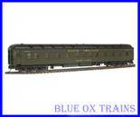 Walthers HO Scale Rock Island Pullman Heavy Weight Car Glen Lawn 6-3 RI 932-10415