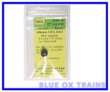 NWSL HO Athearn Genesis 2-8-2 & 4-6-2 Idler Spur Gear 2181-6