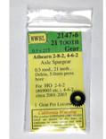 NWSL HO Athearn Genesis 2-8-2 & 4-6-2 Axle Gear 2147-6