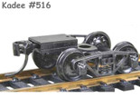 KADEE 516 HO Scale Vulcan Double Truss Trucks With Couplers