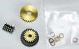 Northwest Short Line NWSL Regear Set 1.5mm shaft motor MDC Cmpnd Gear kit 45-1