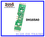 Digitrax DH165A0 HO Scale Mobile Decoder