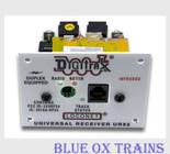 Digitrax DCC UR92 Duplex Radio / IR  Reciever