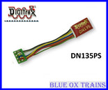 Digitrax N Scale DN136PS Plug N Play DCC Mobile Decoder