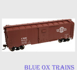 Atlas 20001252 R27 HO Scale 1932 ARA Box Car Clinchfield CRR Quick Service