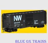 Kadee 5305 K54 40' PS-1 Boxcar Norfolk & Western N&W 42518 HO Scale