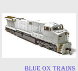 Broadway Limited HO BLI 2015 GE AC6000 Undecorated Paragon2 Sound/DC/DCC