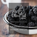Blackberry-Ginger Dark Balsamic Vinegar