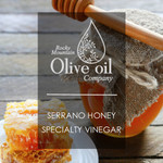Serrano Honey Specialty Vinegar