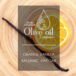 Cara Cara Orange-Vanilla White Balsamic Vinegar