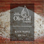 Black Truffle Sea Salt (2 ounces)