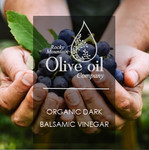 Organic Dark Balsamic Vinegar