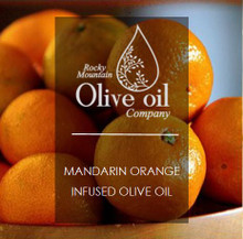 This bold citrus oil is fresh and versatile! Made with whole Mandarin Oranges pressed with olives at peak ripeness to produce maximum fragrance and flavor.