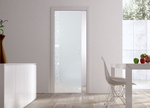 Single Pocket Doors Glass beautiful frameless glass pocket doors door eclisse syntesis line