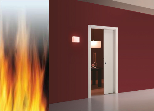Eclisse Single Fire Door System FD30