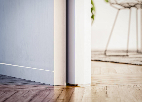 Eclisse Single Flush Pocket Door System Easy Fit Free