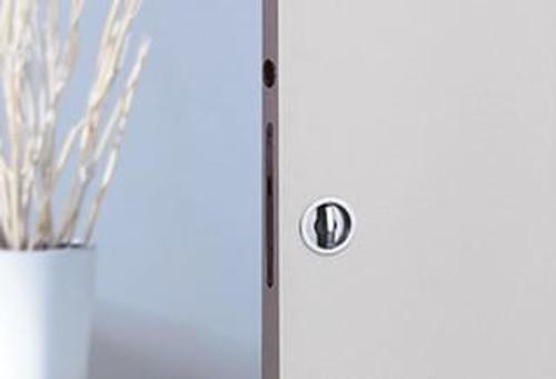 Eclisse Sliding Door Lock For Bathroom