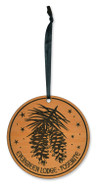 """3"""" Pine Cone Ornament"""