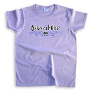 Women's Take a Hike Appalachian Trail T-shirt