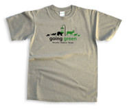 Going Green Recycled T-Shirt