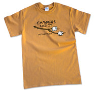 Hot & Sticky Camping T-Shirt