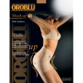 Shock Up 40 Body Sculpture Pantyhose