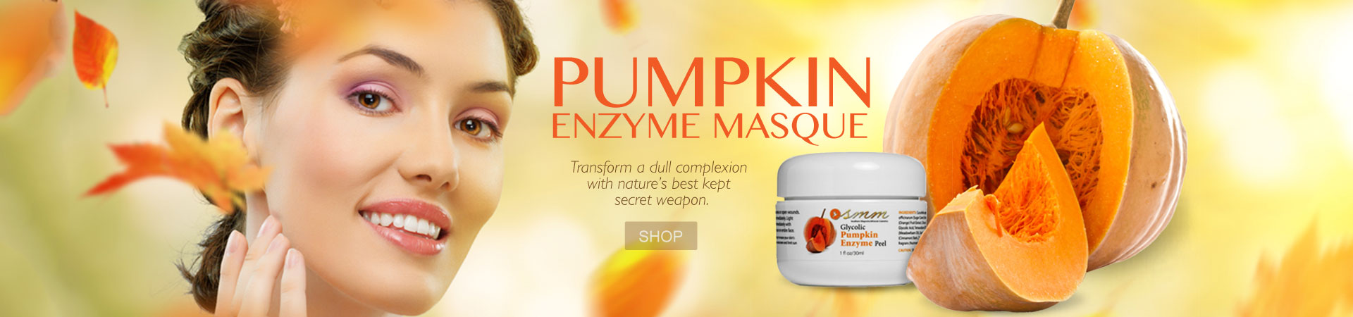 organic facial enzyme mask