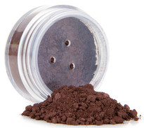 Coffee Bean Loose Matte Mineral Eyeshadow Liner | Chocolate Brown