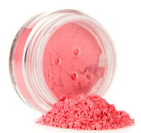 Sweetie Pie Pink Matte Mineral Blush | Gorgeous Flushed Cheeks