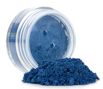 Blue Slate -  Satin Loose Mineral Eyeshadow Eye Color | Beauty Bargain!