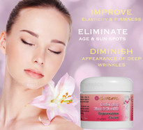 Anti-Aging Firm & Facelift Rejuvenation Cream | Anti Wrinkle | Reduce Crepey Skin
