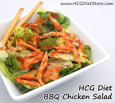This is probably my favorite HCG recipe! Try is... you won't be sorry!