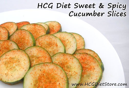 This is the perfect HCG snack because it is crunchy, spicy, and sweet all at the same time. Gotta try it!