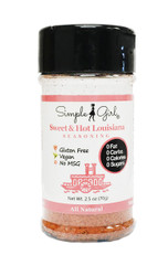Sweet & Hot Louisiana Seasoning