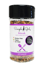 Simple Girl Steak Seasoning (Spices for HCG Diet Safe)