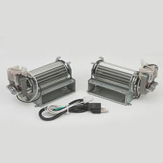 Montigo HFK42 Fireplace Blower Fan Complete Kit