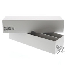 1oz Silver Bar Storage Box, Double Row holds 50 Capsules