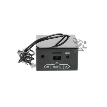 Skytech 1001TH-A Fireplace Remote Control Kit Thermostatic On/Off LCD - 1001TH-A Fireplace Remote Control Kit Thermostatic On/Off LCD
