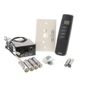 Skytech 1001TH-A Fireplace Remote Control Kit Thermostatic On/Off LCD