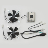 Montigo RFK1002 Fireplace Fan Blower Complete Kit