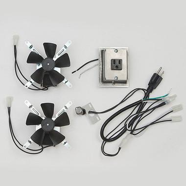 Montigo RFK1003 Fireplace Fan Blower Kit