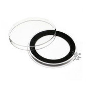 Y50.8mm Black Ring Air-Tite Coin Capsules