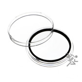 X44mm Black Ring Air-Tite Coin Capsules for 1oz Lunar Series Coins